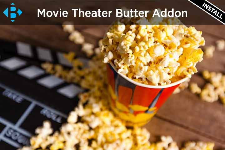 movie theater butter - one of the best kodi addons to jailbreak firestick for free movies