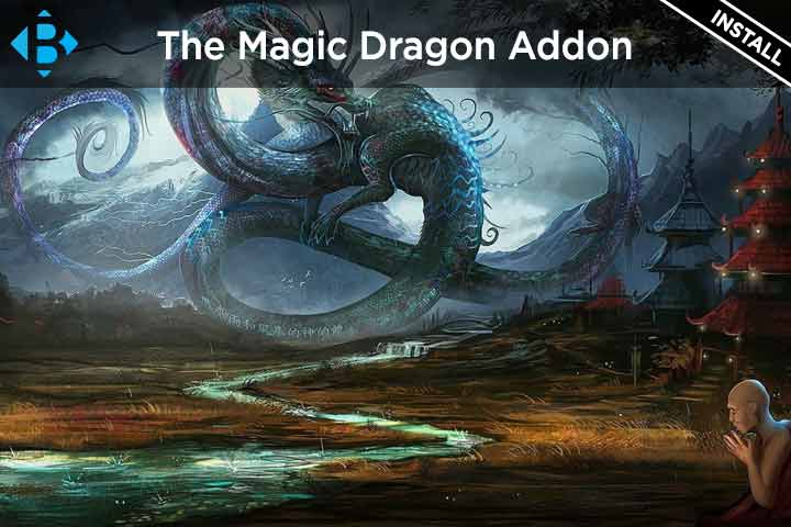 the magic dragon best kodi addon to jailbreak firestick