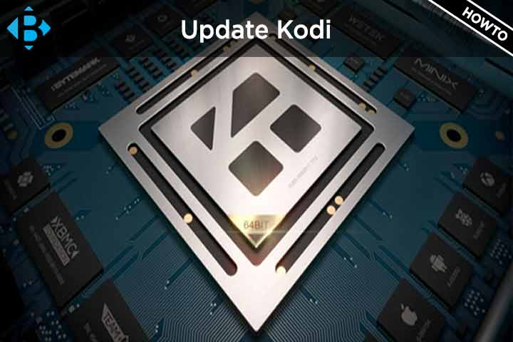 How to Update Kodi Krypton Jarvis Leia featured image