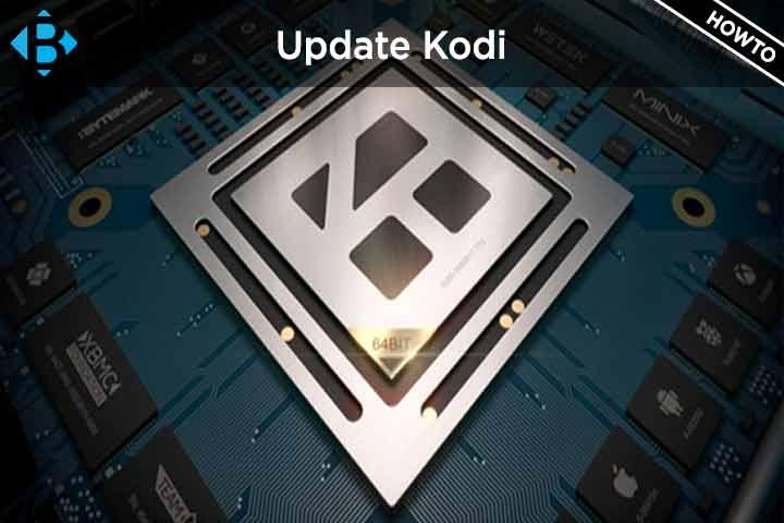 How to Update Kodi Krypton Jarvis Leia featured image