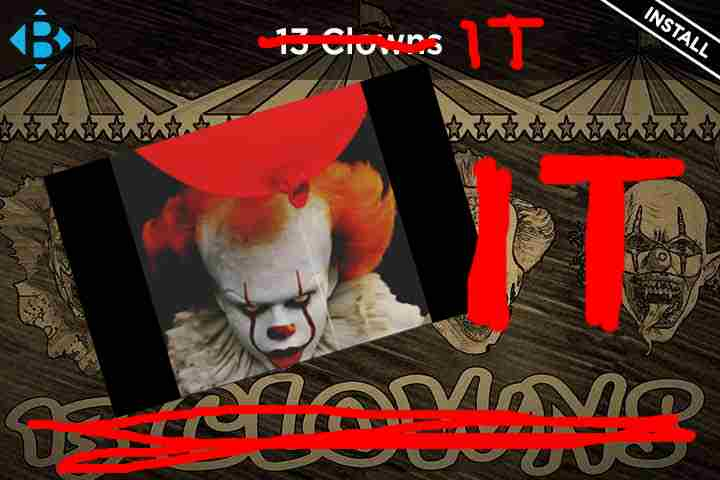 install IT kodi 13 clowns forked addon